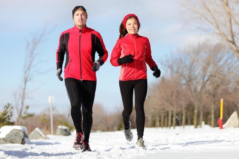 bluza do biegania zima
